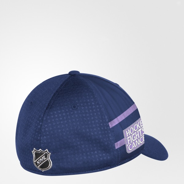meet 1aed3 3adbe adidas Hockey Fights Cancer Maple Leafs Structured Flex Cap - Multicolor |  adidas Canada
