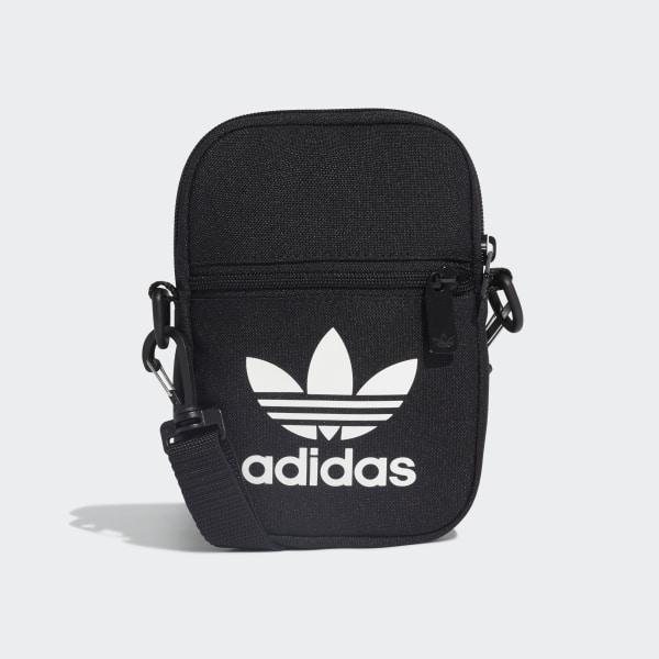 8913c82ef4 adidas Trefoil Festival Bag - Black | adidas Australia