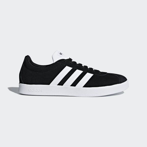 adidas VL Court 2.0 Shoes - Black | adidas US