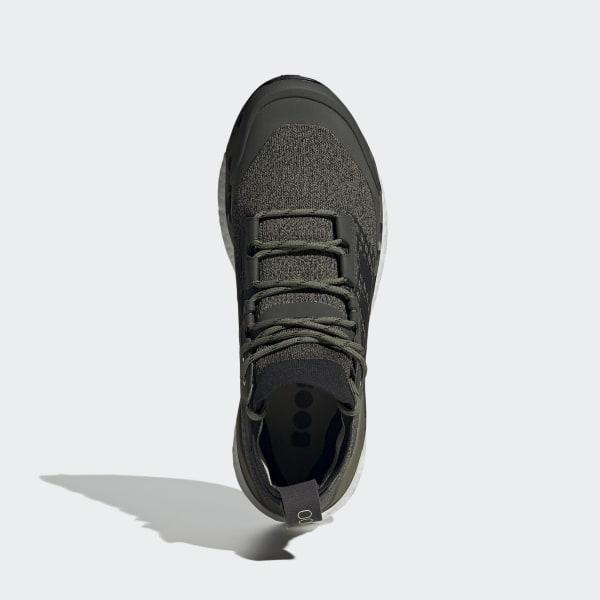 fefb1eef54 adidas Terrex Free Hiker Shoes - Green   adidas US