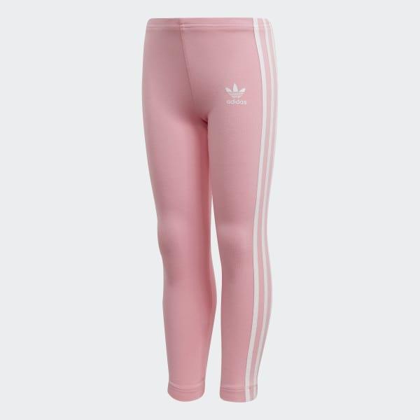 f4e51babc02d70 Legging 3-Stripes - rose adidas | adidas France