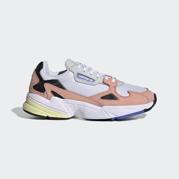 adidas Falcon Shoes - White | adidas US
