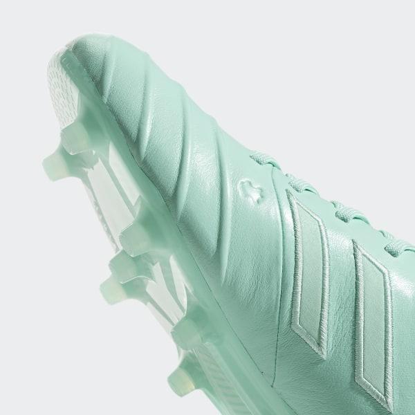 195fedde9b4e Copa 18.1 Firm Ground Boots Clear Mint / Clear Mint / Gold Met. DB2167