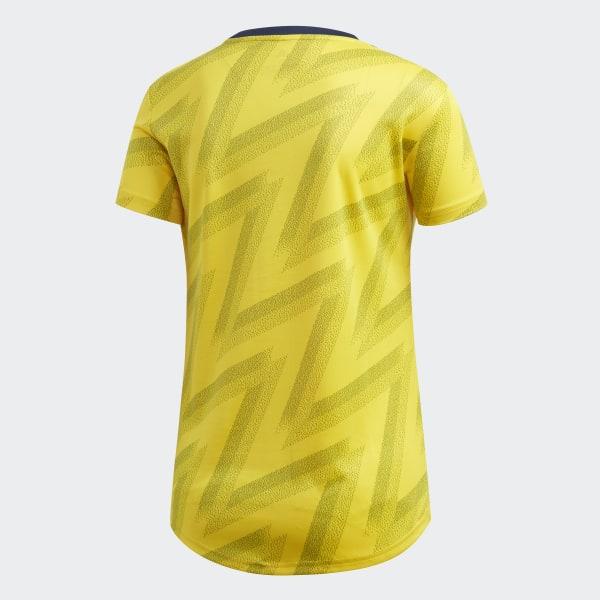huge discount 7297e 44ba3 adidas Arsenal Away Jersey - Yellow | adidas Switzerland