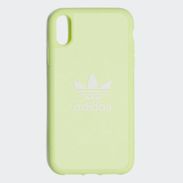wholesale dealer a5d5d 20cf9 Molded Case iPhone XR 6.1-inch Hi-Res Yellow   White CL4887