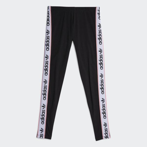1a107fbdf04952 adidas High Waist Tights - Black | adidas US