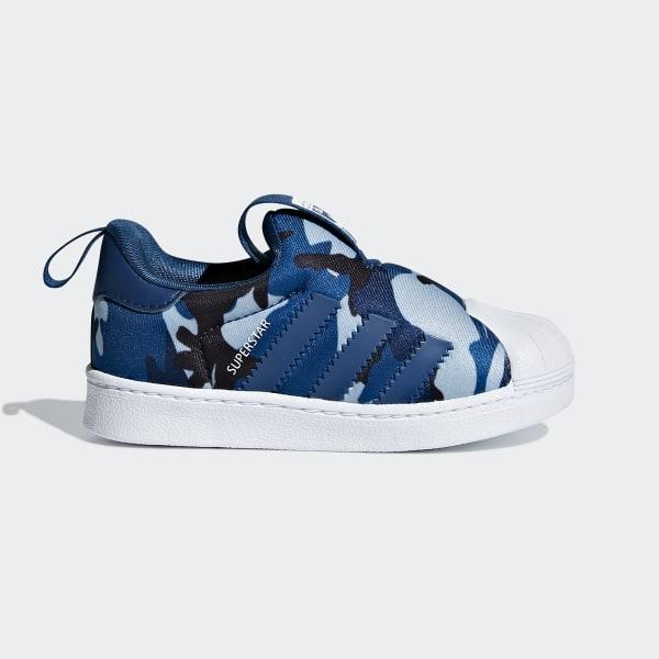 adidas Superstar 360 Schuh - Blau | adidas Deutschland