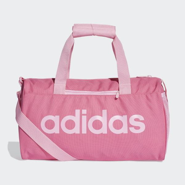 5f1b063530919 Linear Core Duffelbag Semi Solar Pink   True Pink   True Pink DT8632