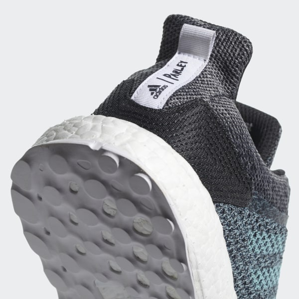 best website 6e26a 8511f Ultraboost ST Parley Shoes Carbon   Carbon   Blue Spirit DB0925