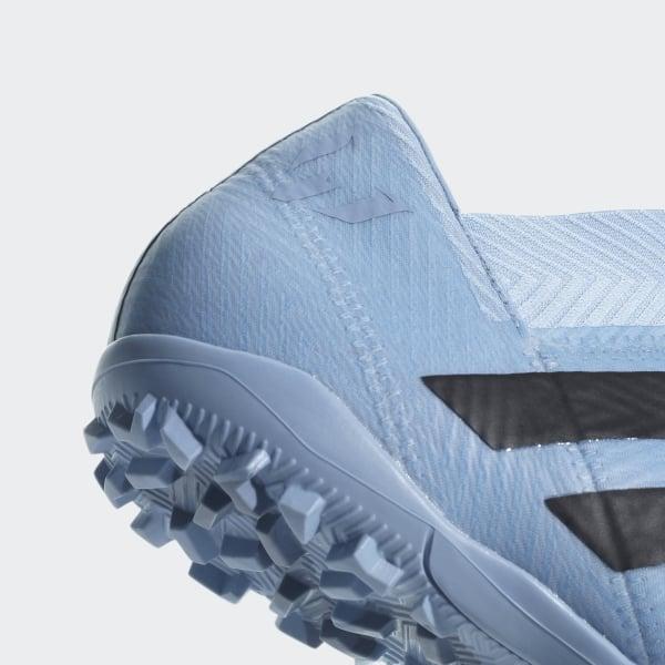 fc0f80ed5e2 adidas Botines Nemeziz Messi Tango 18.3 Césped Artificial - Blue   adidas  Argentina