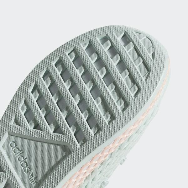 24d323b0ec93 Deerupt Runner Shoes Turquoise   Ftwr White   Clear Orange CG7037