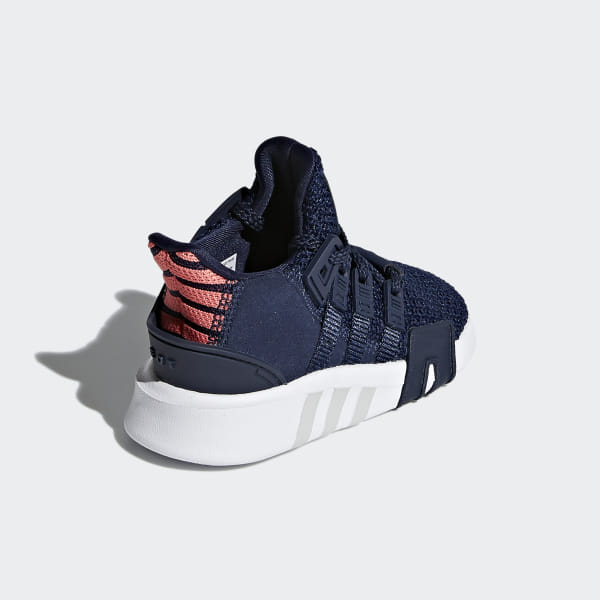 98ea14b10208 EQT Bask ADV Shoes Collegiate Navy Collegiate Navy Real Coral CQ2503