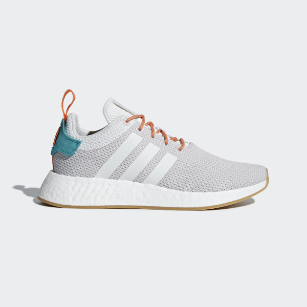 purchase cheap 96373 f4fed adidas NMD_R2 Summer Shoes - Grey | adidas UK