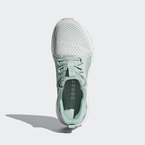 ff0eba3992 adidas Pureboost X Clima Shoes - Green | adidas US
