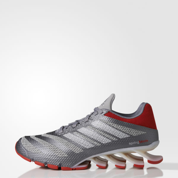 best service c2169 ce4f9 springblade ignite m MEDIUM GREY HEATHER   SILVER MET.   GOLD OCHRE D69789
