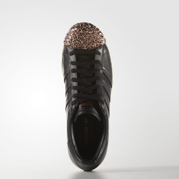 online retailer 1b7a3 4c73d adidas Women's Superstar 80s Metal Toe Shoes - Black | adidas Canada