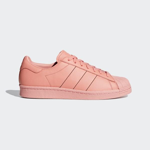 adidas 80s superstar rose