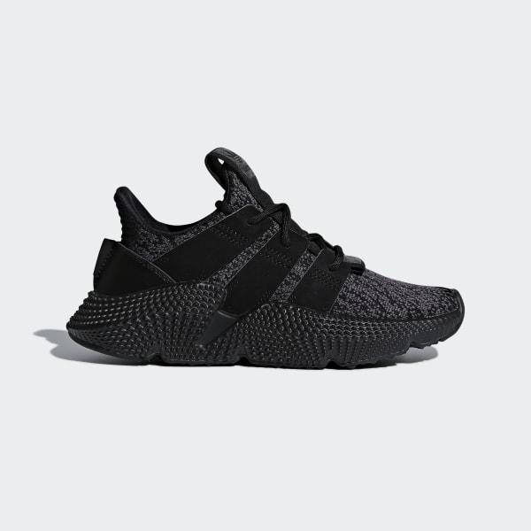 bottine noire talon lacet adidas Originals PROPHERE