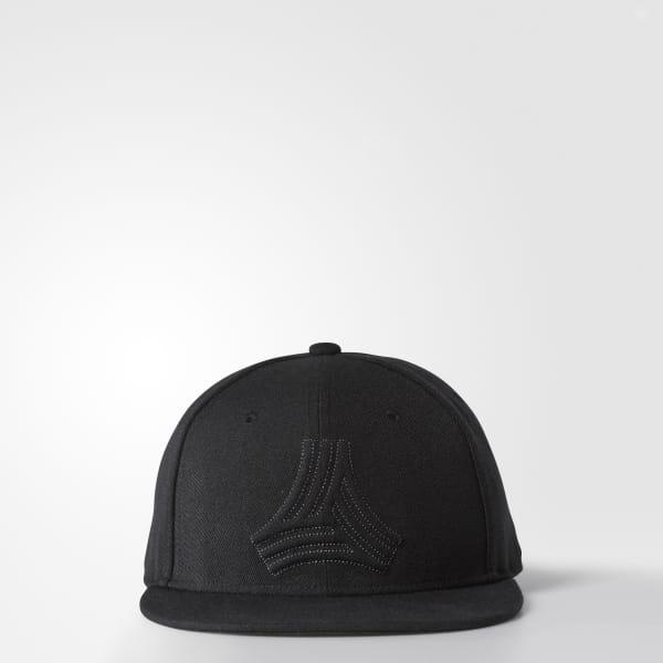 2e03d351eec3a adidas Tango Snap-Back Hat - Black