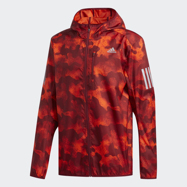 Jacke Run OrangeDeutschland The Camouflage Own Adidas CeoxdB