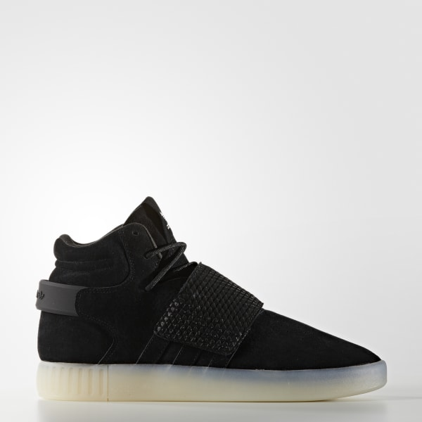 info for 32138 a08dc adidas Tubular Invader Strap Shoes - Black | adidas New Zealand