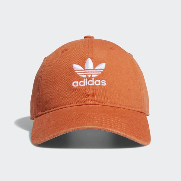 261bf00a3a7be Relaxed Strapback Cap Craft Orange CJ7698