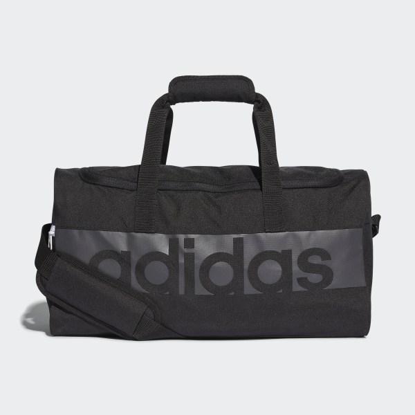 89d38329f Bolsa Ginástica Pequena Tiro - Preto adidas | adidas Brasil