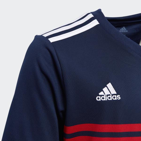 best sneakers 877f9 cd891 adidas FC Bayern Munich Away Jersey - Blue | adidas Belgium