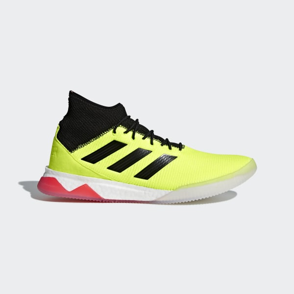 ca05643d579b Predator Tango 18.1 Trainers Solar Yellow / Core Black / Solar Red DB2061