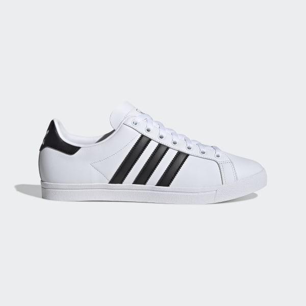 32187b375929f9 Chaussure Coast Star Ftwr White / Core Black / Ftwr White EE8900