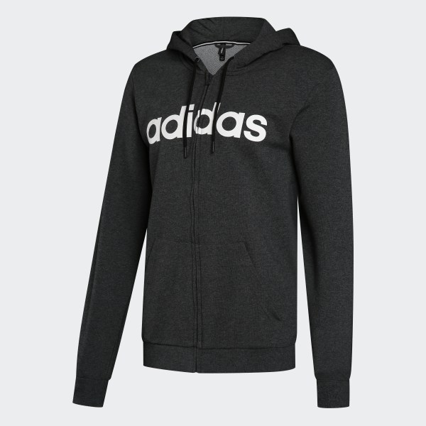7807488fc93a adidas Толстовка M CE ZIP HOODY - серый | adidas Россия