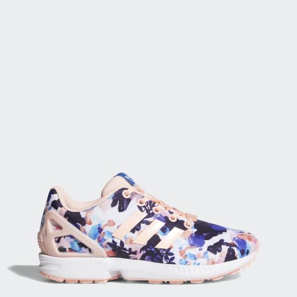 size 40 985fd ea246 Zapatillas adidas Originals ZX FLUX niñas - Rosado adidas | adidas Peru