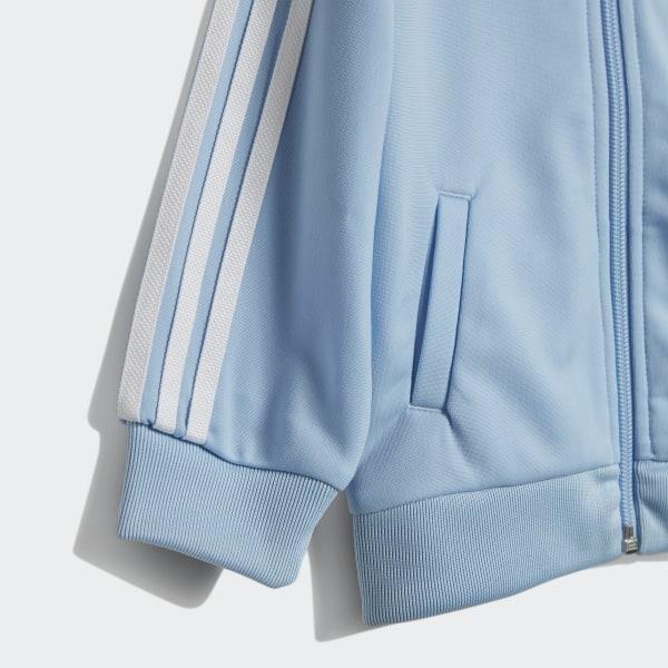 bffd3609 adidas SST Tracksuit - Blue | adidas UK