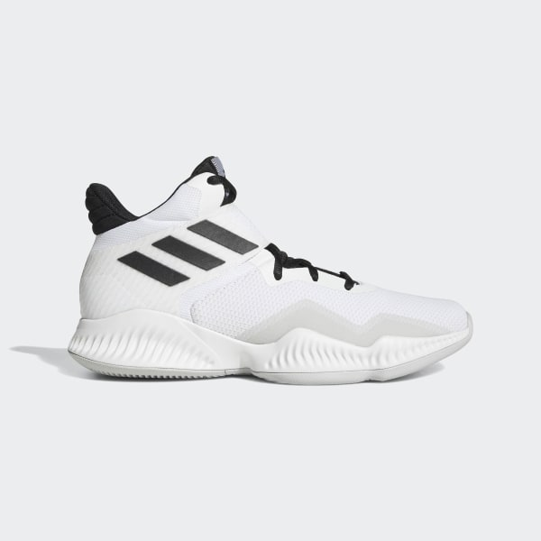 75074bf88ca8 Explosive Bounce 2018 Shoes ftwr white   core black   lgh solid grey BB7298