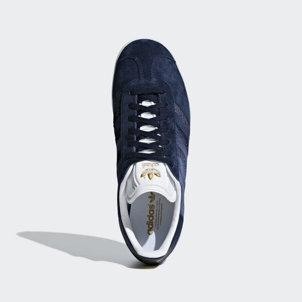 sale retailer 3c599 426f8 Gazelle Shoes Collegiate Navy   Collegiate Navy   Cloud White CG6058