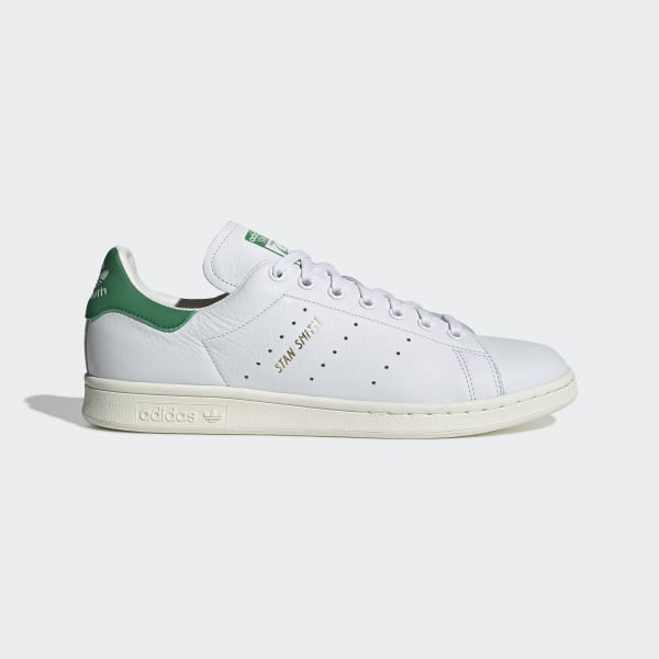 61f12808f61a4a Chaussure Stan Smith Ftwr White / Ftwr White / Green EF7508