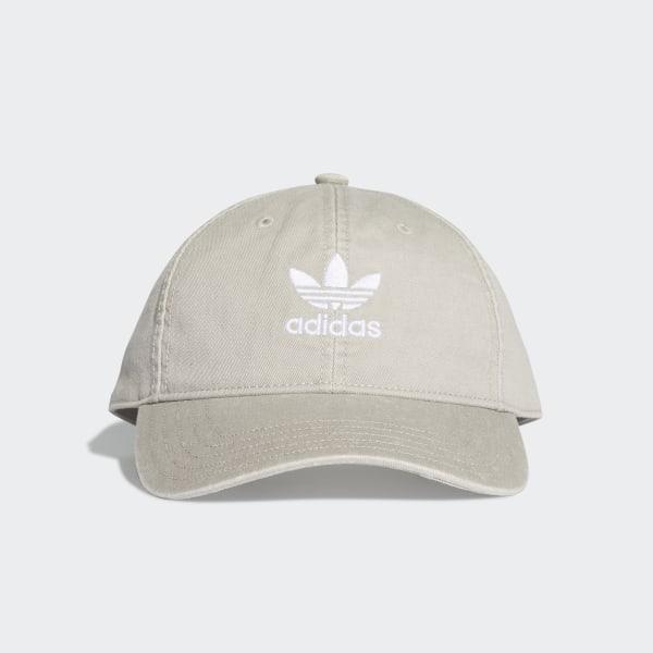 fe7a0b51 adidas Adicolor Washed Cap - Grey | adidas Australia