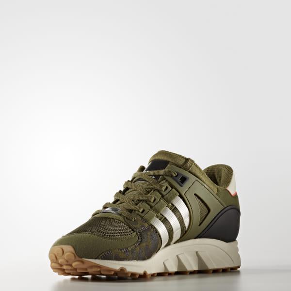new product 1a6b6 d6e97 adidas EQT Support RF Shoes - Green | adidas Australia