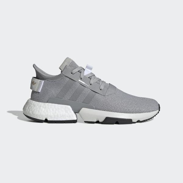 Details zu adidas Originals Schuhe Herren Sneaker Boost Turnschuhe POD S3.1 Schwarz EVA