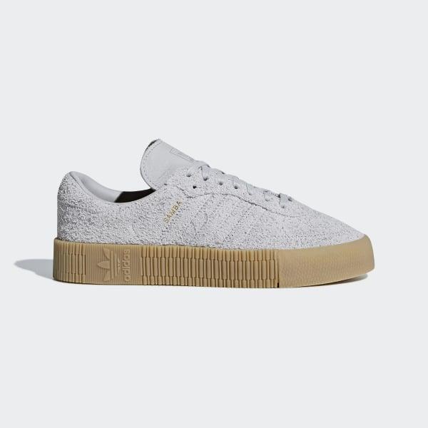 d3852cf59cb84 adidas Samba Rose Shoes - Grey | adidas US