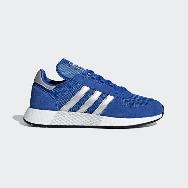 372c8816 Кроссовки Marathon x 5923 blue / silver met. / collegiate royal G26782