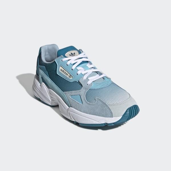 Falcon Shoes Blue Tint / Light Aqua / Ash Grey EF1963