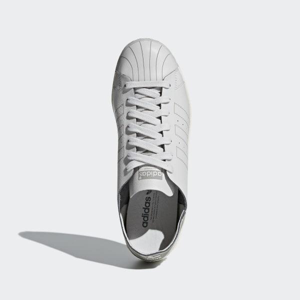 adidas superstars decon bianche