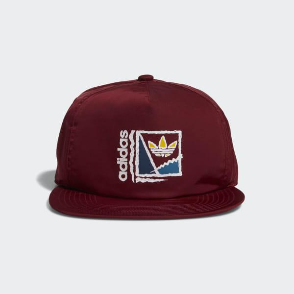 0edc0c9295 Court Crusher Hat Collegiate Burgundy DH2582