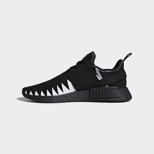 huge discount 86741 98729 adidas NEIGHBORHOOD NMD_R1_PK Shoes - Black | adidas Australia