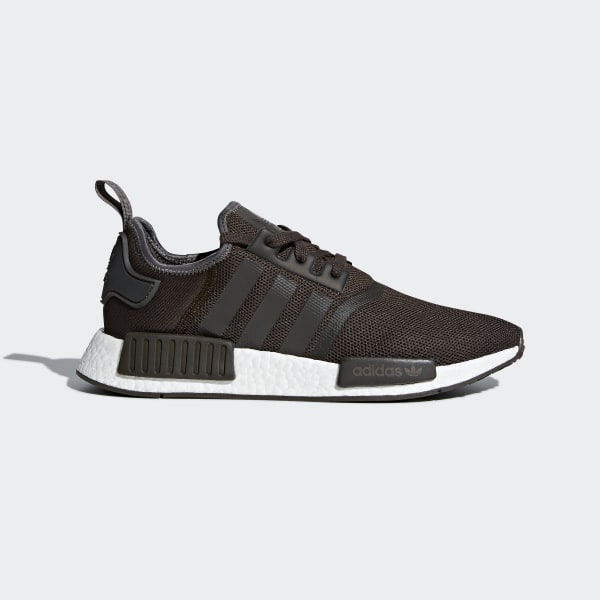 new concept 79ae8 f8ac6 adidas NMD_R1 Shoes - Brown | adidas UK