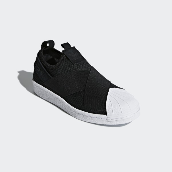 cheap for discount 4cdf5 45b3e adidas Superstar Slip-on Shoes - Black | adidas Canada