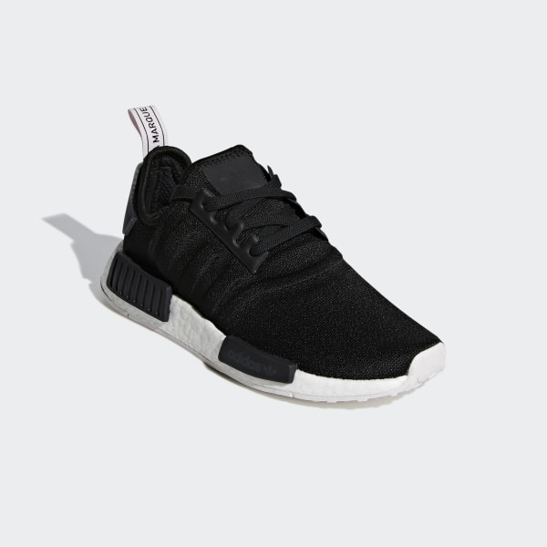 finest selection 014c3 117cf adidas NMD_R1 Shoes - Black | adidas US