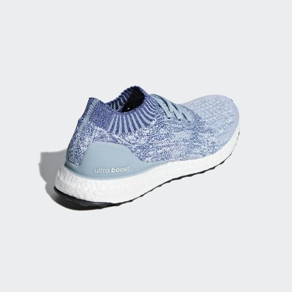check out e1cfb 48eda adidas Ultraboost Uncaged Shoes - Blue | adidas UK