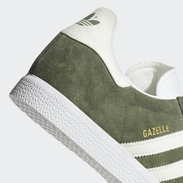 5ad691d89c gazelle og base adidas blanco hombre verde